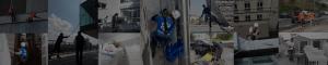 Baner cistiace a stavebne prace