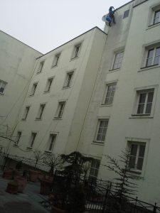 Cistenie a udrzba fasad