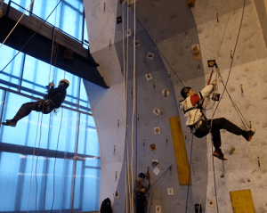 horolezecka stena