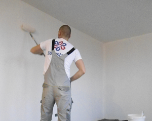 malovanie bytu
