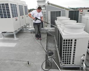 Cistenie vzduchotechniky