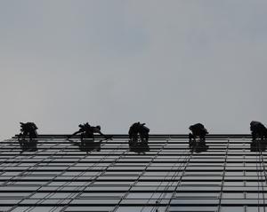 Cistenie okennej fasady